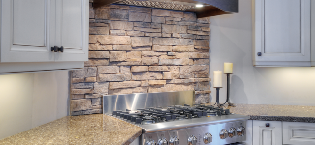 Create Your Dream Kitchen with Stone Veneer